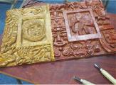 木彫りサークル