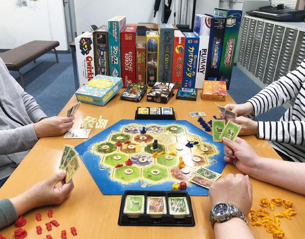 テーブルゲームサークル