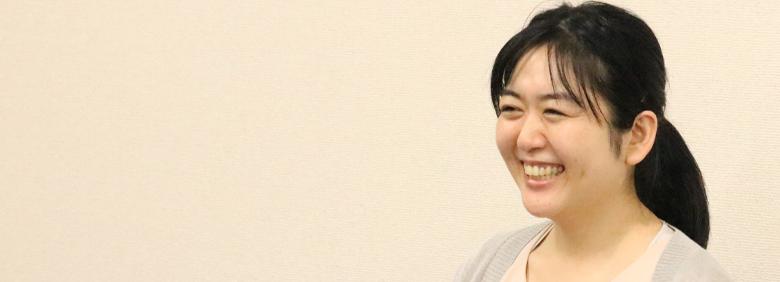 インタビュー:山路 遥香 先生