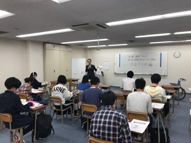 平田先生 1